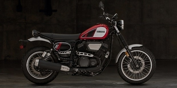 2017 yamaha scr 950