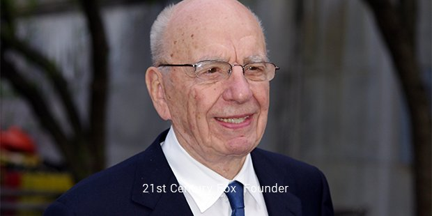 21st century fox  founder