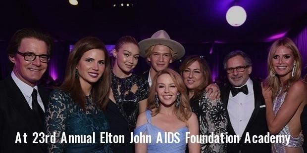 23rd annual elton john aids foundation academy