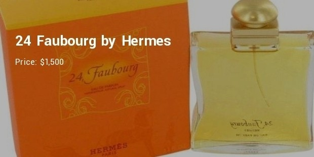 24 faubourg by hermes   $1,500