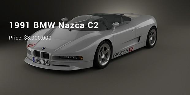 1991BMW Nazca C2