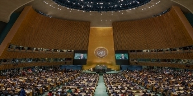 United Nations Catastrophic Financial Crisis