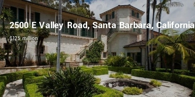 3 2500 e valley road santa barbara california