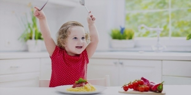 3 ways kids eat everything