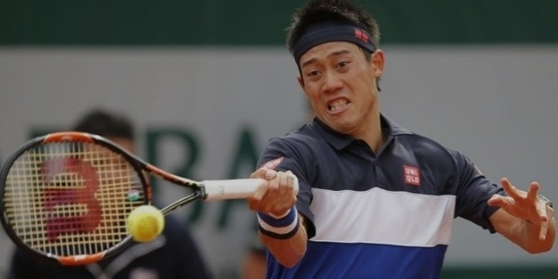 363654 kei nishikori french play