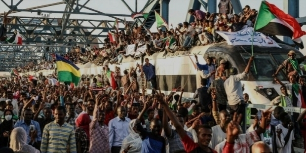 HISTORIC SUCCESS OF SUDANESE PEOPLE