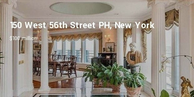 5 150 west 56th street ph new york new york