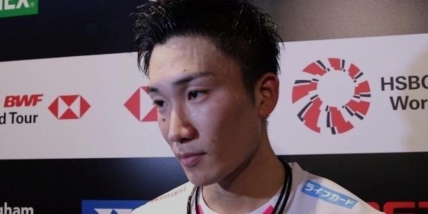 Kento Momota