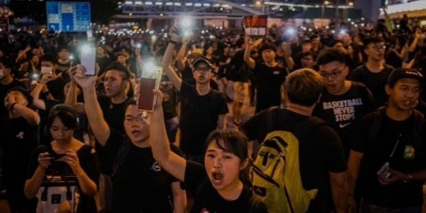 People's Power Succeeds in Hong Kong