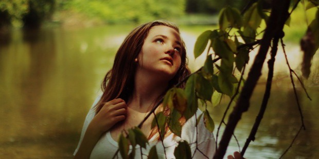 639196 nature girl nice foto