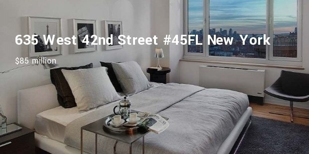 8 635 west 42nd street 45fl new york new york