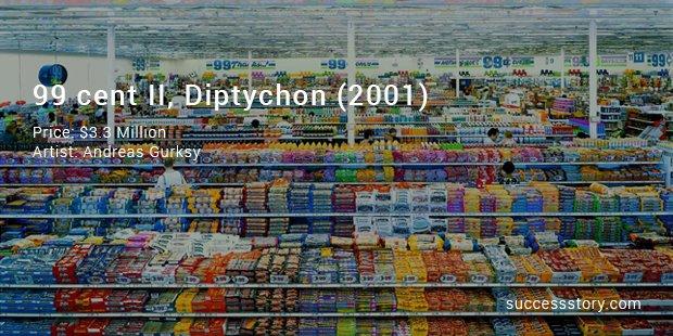99 cent ii, diptychon (2001)