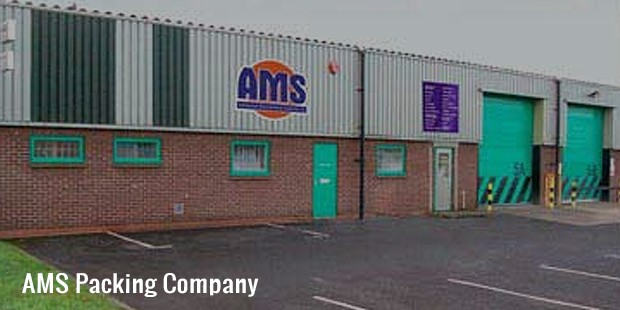 ams packing company