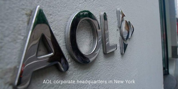 aol corporate headquarters in new york
