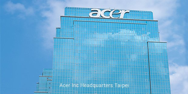 acer inc headquarters taipei