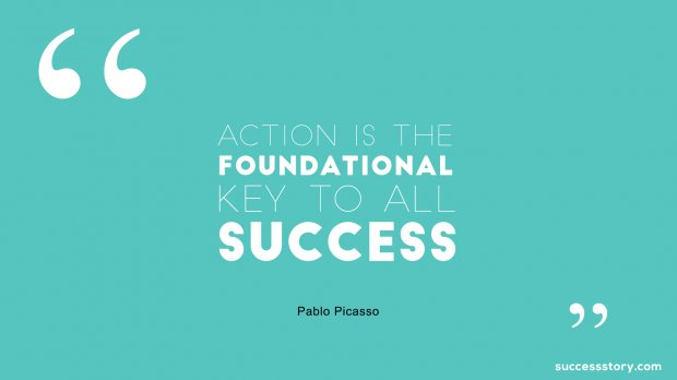 Action is the foundational key