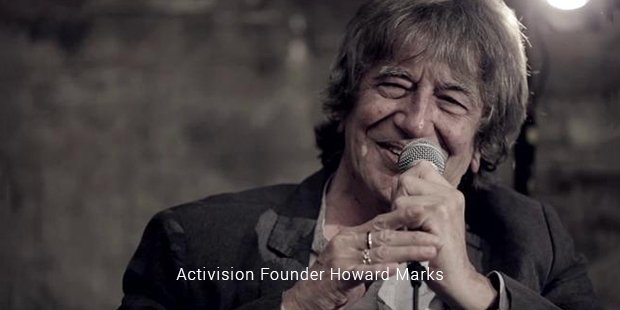 activision founder howard marks