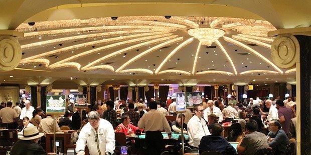 Addiction to Gambling or Casino