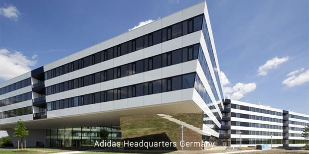 adidas headquarters germany