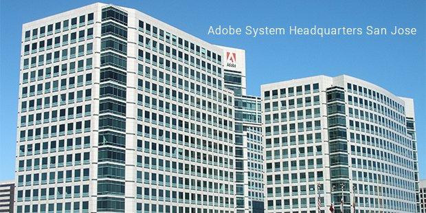 adobe system headquarters san jose