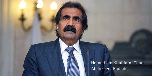 al jazeera founder