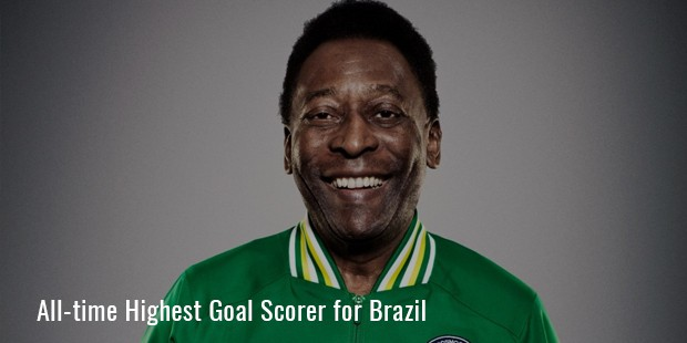 all time highest goal scorer for brazil
