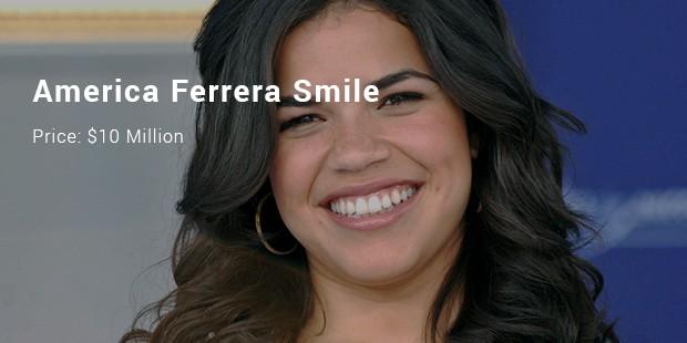 america ferrera smile