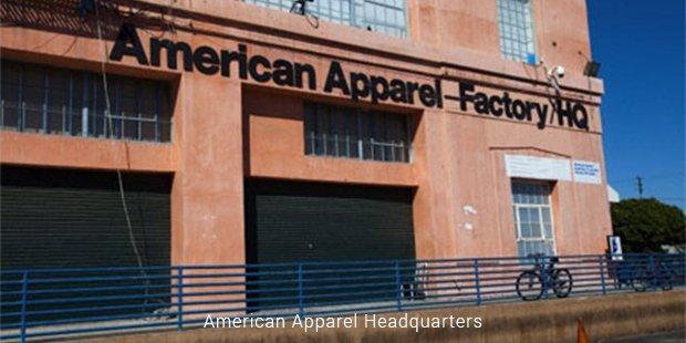 american apparel headquarters