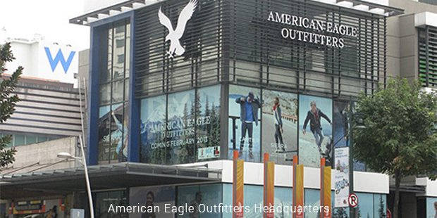 american eagle outfitters headquarters