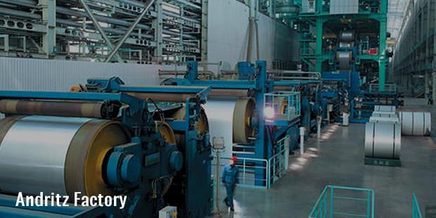 andritz factory