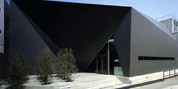 armani headquarters