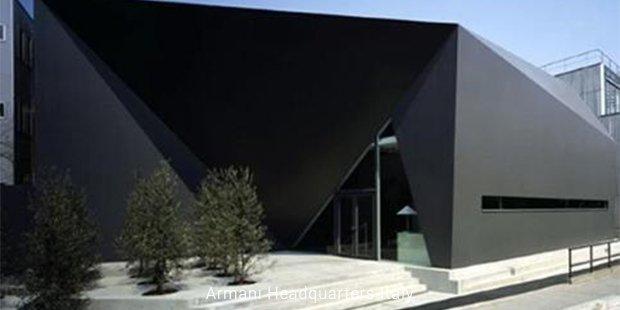 armani headquarters