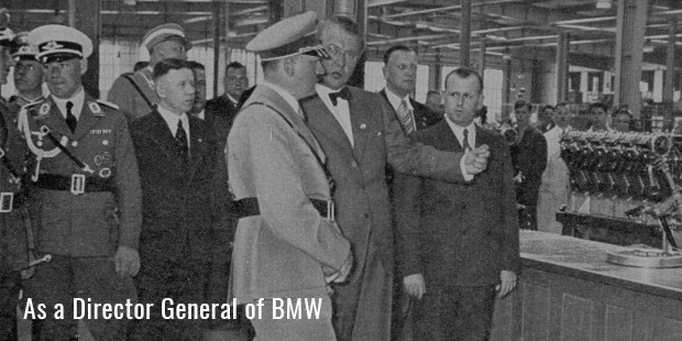 as a director general of bmw