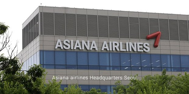 asiana airlines headquarters seoul