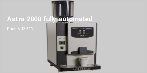 astra 2000 fully automated