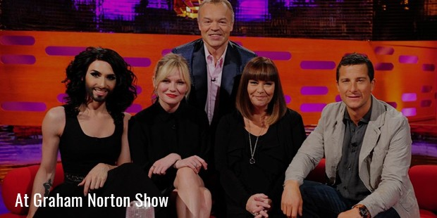 at graham norton show