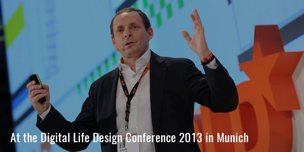 at the digital life design conference 2013 in munich
