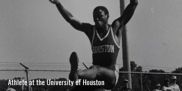 athlete at the university of houston