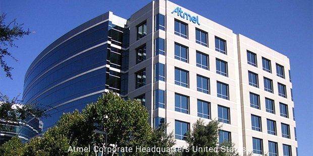 atmel corporate headquarters