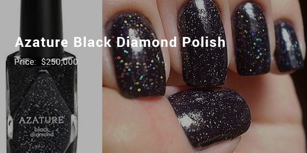 Azature Black Diamond Polish