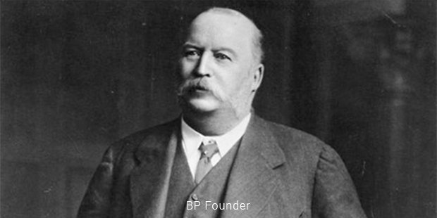 bp founder