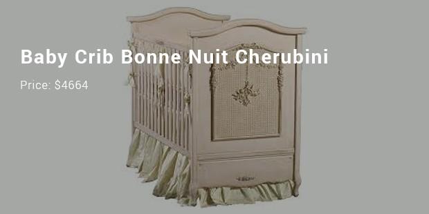 baby crib bonne nuit cherubini