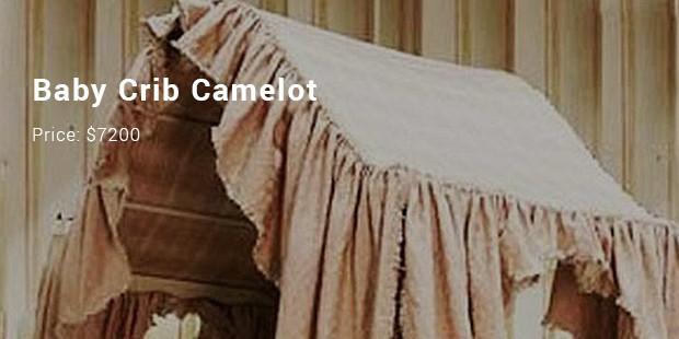 baby crib camelot
