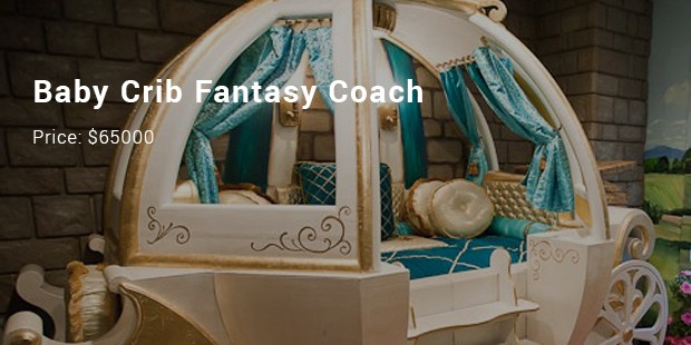 upscale baby furniture. Baby Crib Fantasy Coach \u2013 $65000 Upscale Furniture