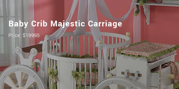 baby crib majestic carriage