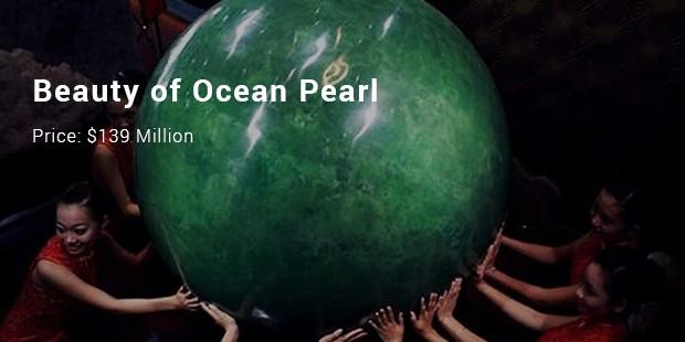 beauty of ocean pearl