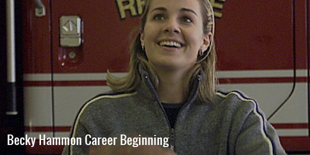 becky hammon career beginning