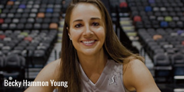becky hammon young