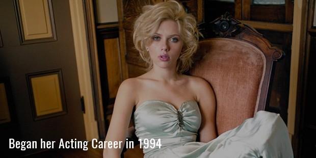 Began her Acting Career in 1994