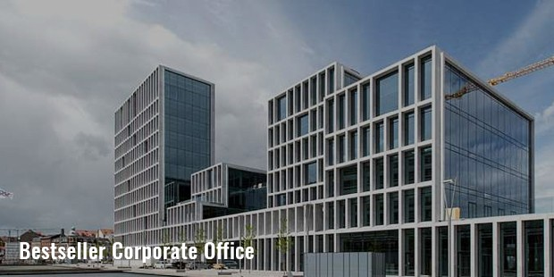 bestseller corporate office